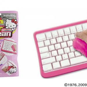 小さなゴミまでしっかりキープの『サイバークリーン』にキティちゃんバージョンが仲間入り