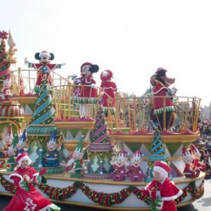 わくわくドキドキを一足先に! 今シーズンの『ディズニーリゾートクリスマス』をお届け! 11月7日からスタートだよ