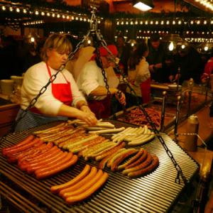 【調査】ドイツ人はソーセージばかり食っているのか?