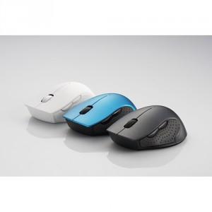 エレコム、5ボタン+チルトホイール搭載のワイヤレス光学式マウス発売へ