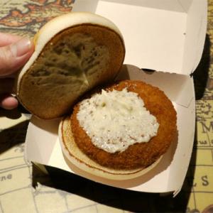 オランダのマクドナルドのコロッケバーガーはグラタンじゃない