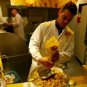ポテト好きによるポテト好きのためのフライドポテト専門店