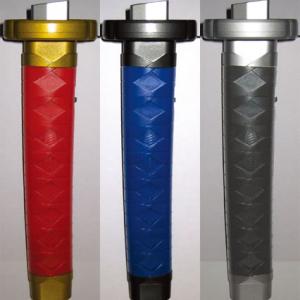 振ってスッキリ!48種類の効果音が鳴るバーチャル刀『サムライ刀』