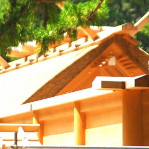二十年に一度の神事 伊勢神宮 第六十二回式年遷宮