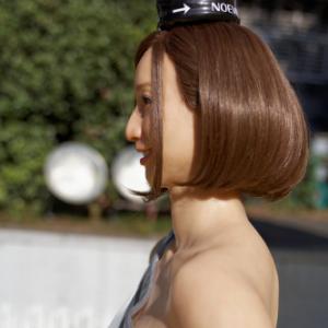 【写真】ニセリーナさん新宿に降臨! 酷暑にも関わらず記念撮影する人がたくさん!