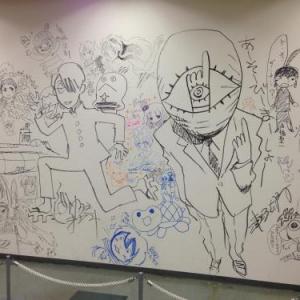 【写真記事】小学館ビルに描かれた「落書き」を撮影してみました【超大量】