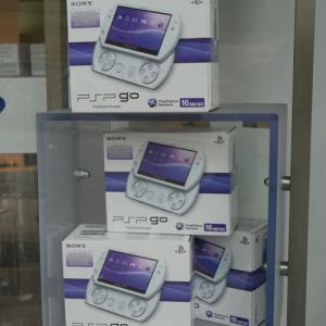 『PSP go』を充電できない人が増えているらしい