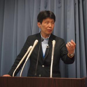 山本一太・内閣府特命担当大臣定例会見「(パーソナルデータに関する検討会では)現状の問題を踏まえて方向性を出したい」(2013年9月3日)