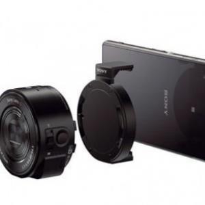 IFA 2013 : Sony、サイバーショットブランドのスマートフォン向け外付けレンズカメラ『DSC-QX10』『DSC-QX100』を正式に発表、9月下旬より発売
