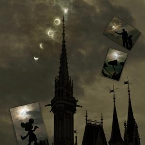 あの金環日食の感動が再び『東京ディズニーリゾート』30周年写真展が開催! 写真家「篠山紀信」撮影の大型パネルも