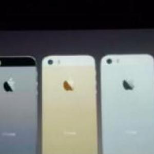 『iPhone 5C』と『iPhone 5S』が発表 A7は64ビットで初代iPhoneの56倍の画像処理性能 9月20日に国内でも発売