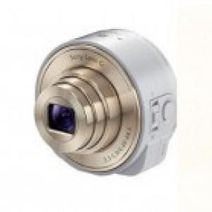 Sony、スマートフォン向けレンズスタイルカメラ『DSC-QX10』『DSC-QX100』を10月25日に国内発売