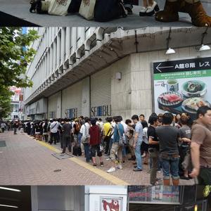 『モンスターハンター4』ついに発売 SHIBUYA TSUTAYAでは600人を越える長蛇の行列(動画)