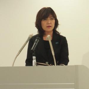 稲田朋美・内閣府特命担当大臣定例会見「規制改革ホットラインや要望があった意見から検討している」(2013年9月17日)