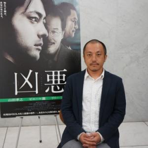 映画『凶悪』白石和彌監督インタビュー「失われた骨太な日本映画を取り戻す」