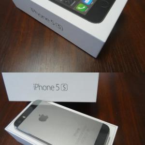 『iPhone 5s』開封の儀式 やっぱり開ける瞬間が一番ワクワク