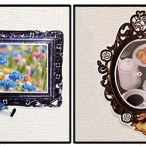 あなたの写真もたちまちアートに! 壁を着飾る写真立て「キティ」と「ディズニー」どれを選ぶ?