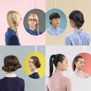 秋ファッションに合わせてヘアスタイルも華麗にチェンジ! 新感覚デジタルライフツール「UNIQLO HairDo」