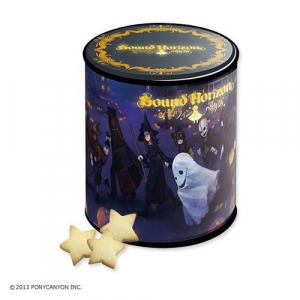 待望の新曲発売記念! Sound Horizon『ハロウィンと夜の物語』スペシャルクッキー缶が登場