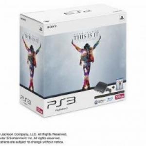 『プレイステーション3』と『マイケル・ジャクソン THIS IS IT』のセット商品限定発売へ