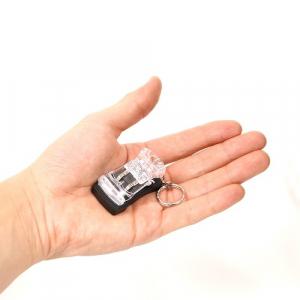 バッテリーを充電可能なキーホルダー『USBなんでもチャージャーmini EX』