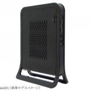 マウスコンピューター、薄さ約20mmの超小型デスクトップPC『Lm-mini20』発売