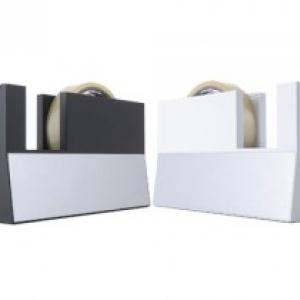 ニチバン、切り口まっすぐストレート『テープカッター直線美』を発売