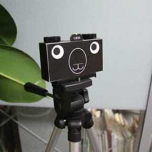 自分で組み立てるピンホールカメラ『くまサンゴ』『ねこサンゴ』製品レビュー