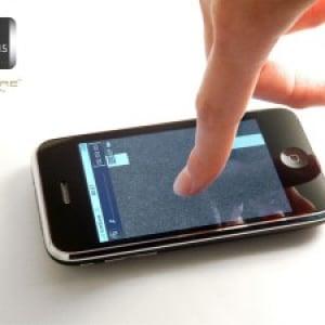 42.195kmを指で走れ! 『iPhone』向け長時間耐久アプリ『Finger Sports Marathon』