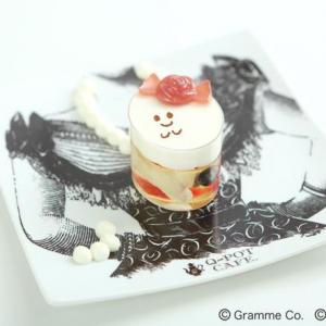 もったいなくて食べられない! 「Q-pot CAFE.」のオバケのスウィーツ&高島屋新宿店オリジナルグッズ