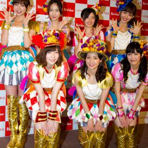 【大きな写真】麻里子様とミニー様が美の共演! 「AKB48 in 東京ディズニーシー」が超豪華