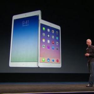 新型『iPad Air』と『iPad mini』が発表! 期待通りRetinaディスプレイ