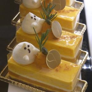 おばけの隠れスイーツ発見! 「パレスホテル東京」の秋季限定ブレッド&スイーツは味も絶品