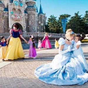 ディズニー・プリンセスから気品を学ぶ新プログラム登場! 『塔の上のラプンツェル』ルームも