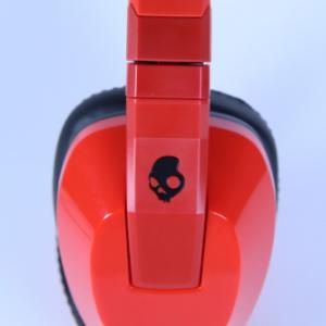 日本初上陸 新感覚ヘッドホン「CRUSHER(RED)」(Skullcandy)フォトレビュー
