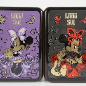 アナ スイとミニーのクリスマス限定コレクションついに発売! レディorロックどちらがお好き?