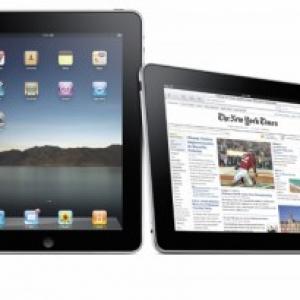 アップル、電子書籍やウェブ閲覧などに使えるタブレットPC『iPad』をついに発表