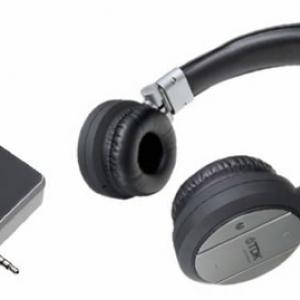 高音質・低ノイズを実現したワイヤレスヘッドホン『TH-WR700』