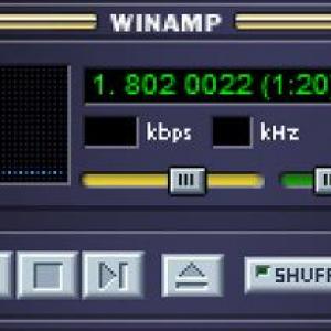 Windows老舗メディアプレイヤー『Winamp』が来月で終了 サイトも閉鎖に