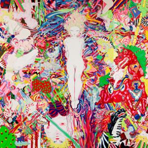 世界の天野喜孝、個展「TOKYO SYNC」開催