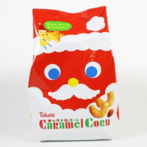 東ハトの人気シリーズがクリスマス仕様に大変身!「キャラメルコーン」「ポテコ&なげわ」フォトレビュー
