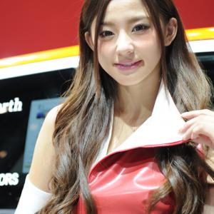 【東京モーターショー2013】美人コンパニオン写真集 第八弾(21枚)