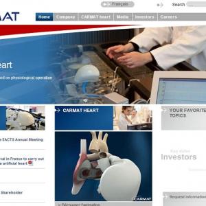 ヒントは宇宙と人工衛星に! 完全人工心臓の臨床試験がフランスで認可される
