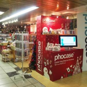 新宿にポップアップショップが期間限定出店中! 『phocase』で聞いた人気のスマホケース