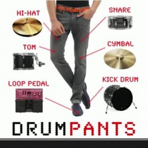 あなたのボトムスがドラムに! 即興演奏を可能にするプロジェクトが資金調達中