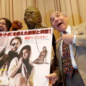 """カルト映画の神様が来日! トロマのロイド・カウフマン毒々インタビュー 「""""絶対におもしろい作品を作ってやる""""という気持ちが大事」"""