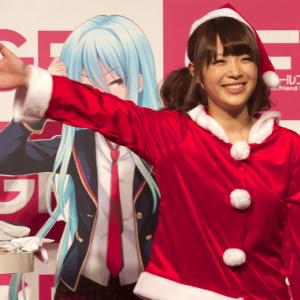 【画像多数】人気女性声優からメリークリスマス! 「ガールフレンド(仮)」イベントレポート