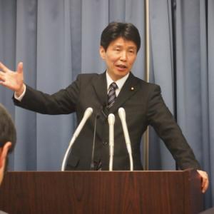 山本一太・内閣府特命担当大臣定例会見 「IT企業家が活躍しやすいような税制を」(2014年1月7日)