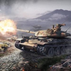 世界中で大人気の『World of Tanks』についに日本戦車登場!! 追加MAP情報も