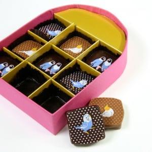 【ショコラ特集】バレンタインに向けて小鳥が可愛い幸福のチョコレートを送ろう 『チョコフィーノ バード』試食フォトレビュー